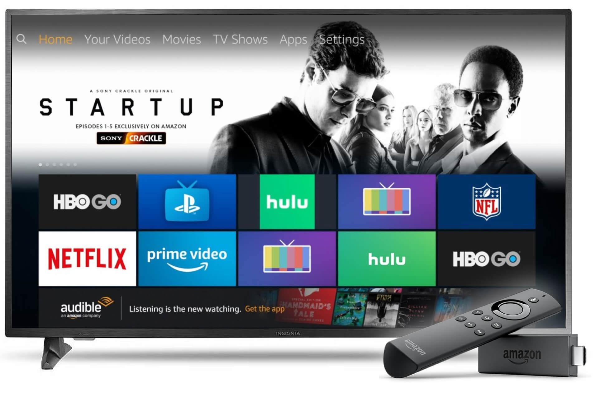 Vpn For Fire Tv Stick Watch Worldwide Streaming Vpncity