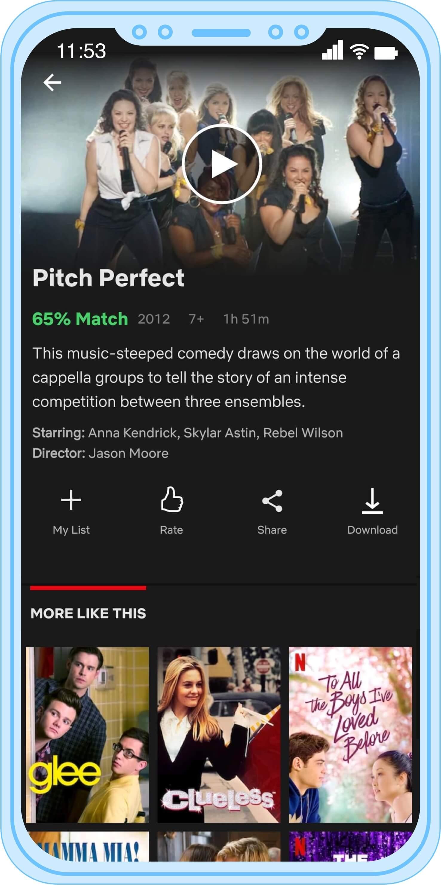 Pitch Perfect 1 Stream
