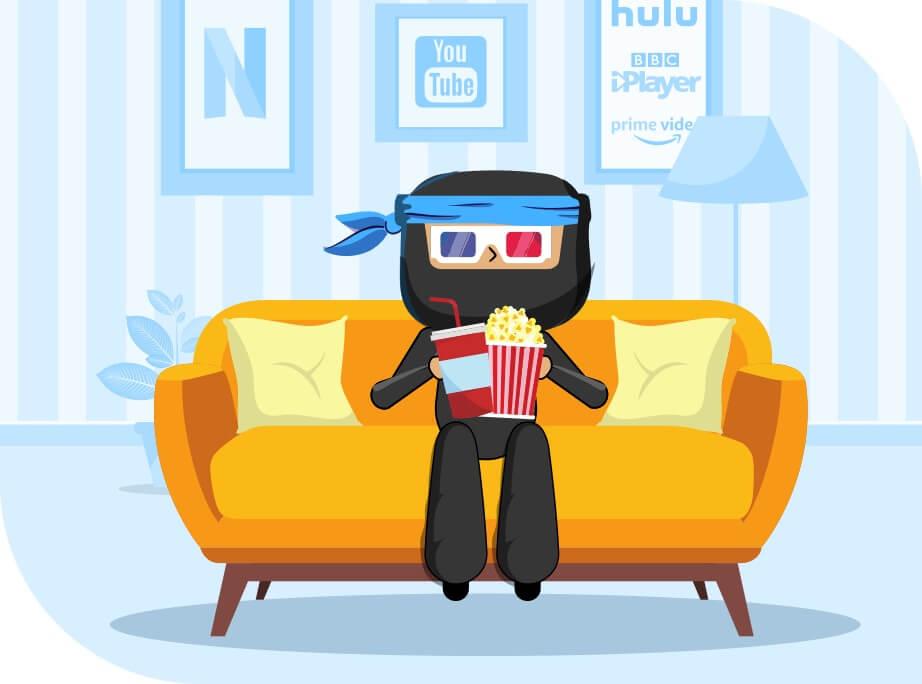 Streaming Ninja VPNCity